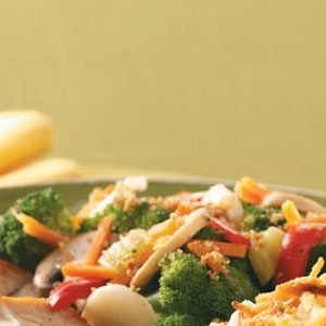 Italian Vegetable Medley Recipe