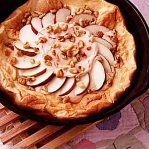 Apples 'n' Cream Pancake Recipe