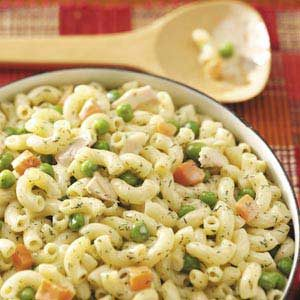 Tuna Veggie Macaroni Recipe