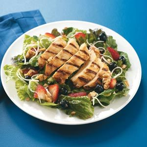 Chicken Berry Salad Recipe