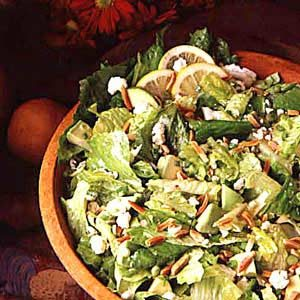 California Green Salad Recipe