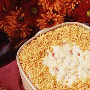 Confetti Scalloped Potatoes Recipe