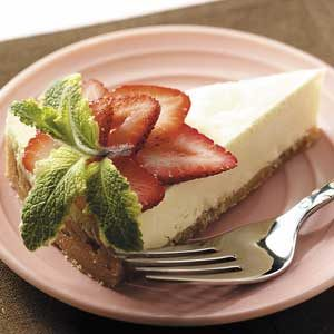 Cheesecake with Berries Recipe