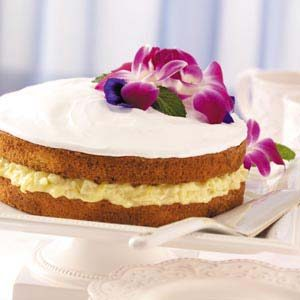 Pineapple Torte Recipe