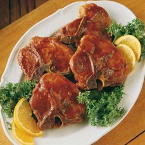 Recipes for oven cooked pork chops