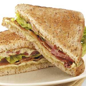 Pesto BLTs Recipe