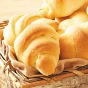 Freezer Crescent Rolls Recipe
