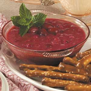 Zippy Cranberry Mustard Recipe