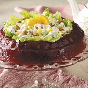 Cranberry Luncheon Salad Recipe