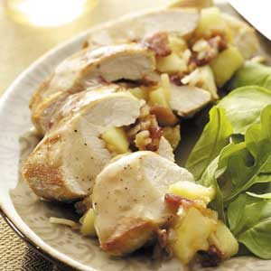 Chipotle-Apple Chicken Breasts Recipe