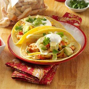 Presto Chicken Tacos Recipe