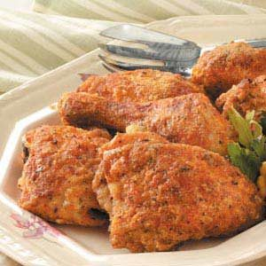 Pan Fried Chicken