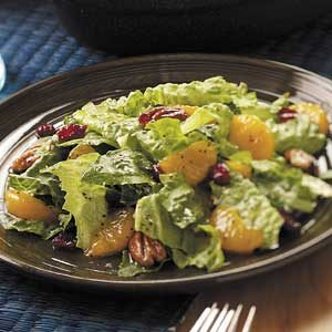 Mandarin Pecan Salad Recipe