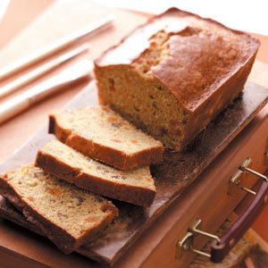 Peachy Pecan Bread Recipe