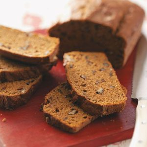 Pumpkin Nut Bread Recipe