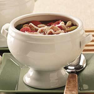 Italian Dinner Soup Recipe