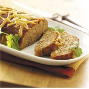 Vegetable Meatloaf