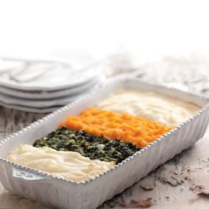 Elegant Vegetable Casserole Recipe