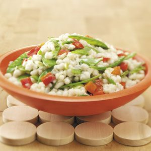 Vegetable Barley Recipe