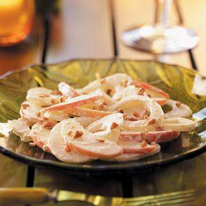 Fennel Waldorf Salad Recipe