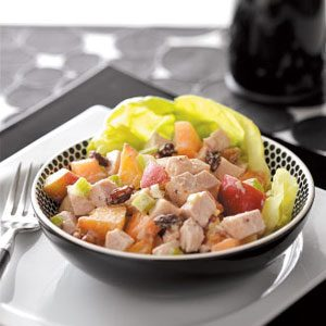 Fresh & Chunky Chicken Salad Recipe