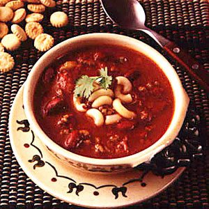 Hoosier Chili Recipe