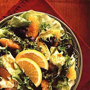 Spicy Citrus Salad Recipe