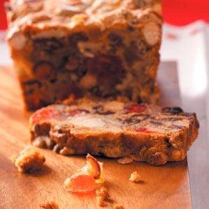 Special Holiday Fruitcake Recipe