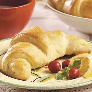 Christmas Morning Croissants Recipe