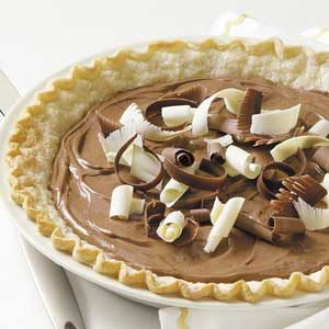 Makeover French Silk Pie Recipe