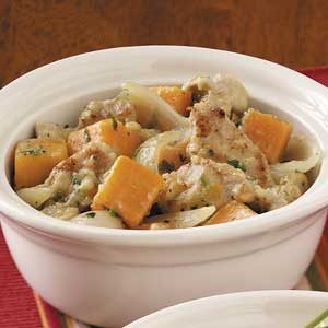 Sweet Potato and Pork Stew Recipe