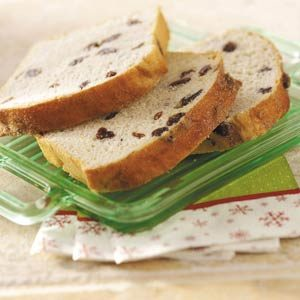 Raisin Loaves Recipe