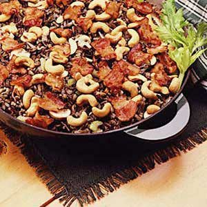 Northwoods Wild Rice Recipe
