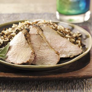 Herb Grilled Pork Tenderloin Recipe
