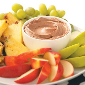 Yummy Chocolate Dip Recipe