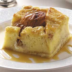 Biltmore's Bread Pudding Recipe