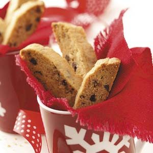 Toffee-Almond Cookie Slices Recipe
