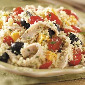 Turkey Couscous Salad Recipe
