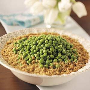 Holiday Peas Recipe