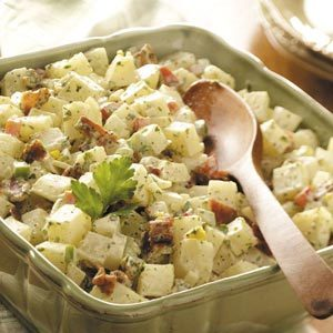 Country Potato Salad Recipe