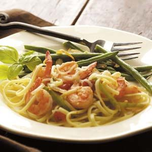 Cajun Shrimp Linguine Recipe