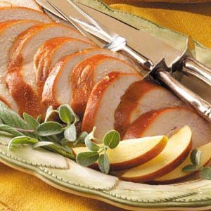 Honey-Apple Turkey Breast