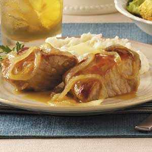 Maple Pork Ribs Recipe