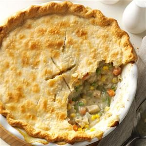 Homemade Chicken Potpie