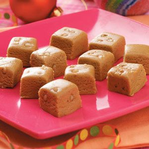 Molasses Fudge Recipe