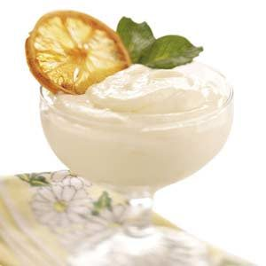 Lemon Cream Delight Recipe