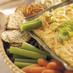 No-Bones Chicken Wing Dip Recipe