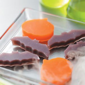 Halloween Gelatin Cutouts Recipe