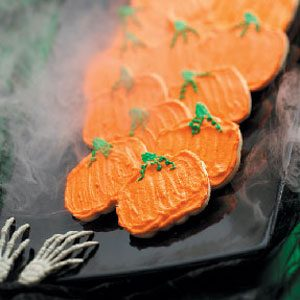 Pumpkin-Shaped Rollouts Recipe