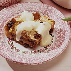 Grandmother's Bread Pudding Recipe
